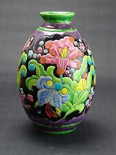 A Very Large - Belgian Boch Keramis vase - model number D2076