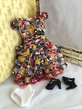Good Old Summertime Amber OUTFIT - Tonner Ellowyne Wilde doll fashion dress
