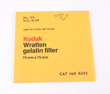 75 X 75MM KODAK WRATTEN GELATIN FILTER ND 0.20/208316