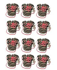 Lot of 12 - RUUM Multi Draw String Beach Party Gift Bag - Retail Price: $19.50