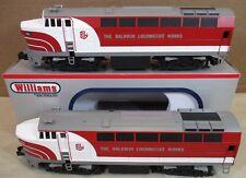 Williams By Bachmann Trains The Baldwin Locomotive Work Shark AA Engine & Dummy