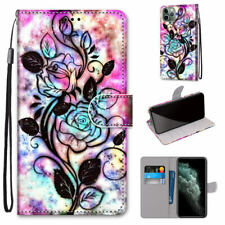 Hollow Flower Hot Flip Wallet Fashion Women Stand Case Cover For Various Phones