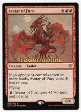 Avatar of Fury (Avatar des Zorns) Archenemy Nicol Bolas Magic