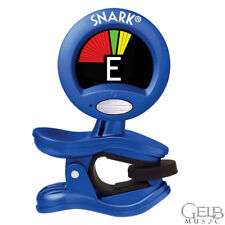 Snark Sn-1X Guitar and Bass Clip on Tuner in Blue - Sn-1X