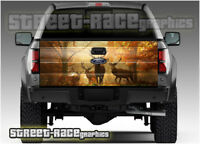 1101 Tailgate truck 4x4 wrap printed graphics vinyl Ford F-150 Toyota Hilux L200