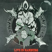 GUITAR SLINGERS - Live In Hamburg BLACK VINYL LP (NEW) PSYCHOBILLY (Ltd)