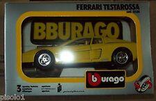 Burago- Ferrari testarossa -1/24 Burago