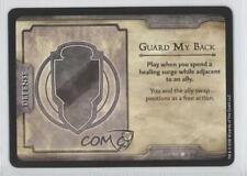 2012 Dungeons & Dragons - Fortune Card Booster Pack Base #67 Guard My Back 1i3