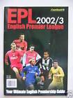 English Premier League 2002/3 Guide
