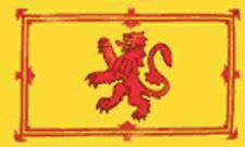 LION RAMPANT FLAG 5' x 3' Scotland Queen Royal Scottish Standard Flags