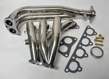 Honda Civic 1988-2000 SOHC & VTEC Megan Racing Race Manifold Header & Downpipe