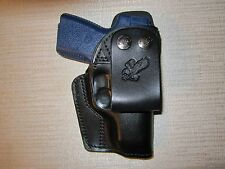 KAHR PM9 & CM9, iwb belt snap, right hand holster