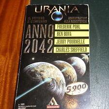 FANTASCIENZA: URANIA n.1301 , POHL BOVA POURNELLE SHEFFIELD - ANNO 2042 (1997)