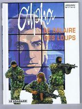 ALPHA 3. Le salaire des Loups. 1998. JIGOUNOV. EO. Neuf