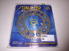 SUNSTAR CORONA ERGAL DENTI 45 PASSO 520 SUZUKI GSR 600 2006