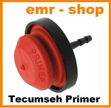 Tecumseh Primer , Primerkolben, Rasenmäher 5 - 10 PS Snow King Motoren 570629