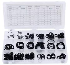 225pc Rubber O-Ring seals Tap Washers Gasket Assortment plumbing + Petrol Diesel