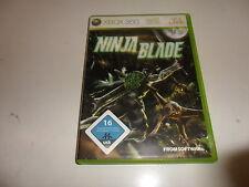 XBox 360   Ninja Blade