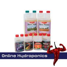 Canna terra sol 1L food starter kit avec 250ml additifs