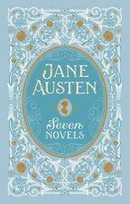 Jane Austen: Seven Novels by Jane Austen (Hardback, 2016)