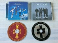 Take That - The Circus & Never Forget The Ultimate Collection 2 CD Album Bundle