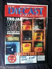 DIECAST COLLECTOR # 14 - TRACTORS - DEC 1998
