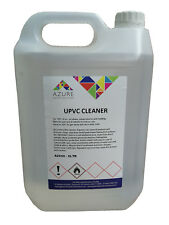 UPVC Cleaner Doors Windows Conservatories Cladding Pipework - 5L