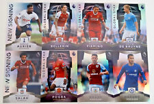 Topps PLATINUM Soccer 2018 SUB SET CARDS ICON New Signings Global stars 2017/18