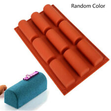 Silicone 3D Stick Shape for Chocolate Truffle Mousse Cake Dessert Baking MoY Hn