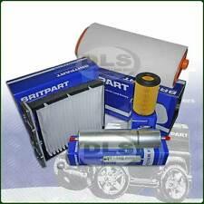 Kit de filtro de servicio Land Rover Freelander 1 Vin Diesel Td4 en 2A209831 (DA6015)