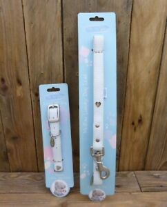 Dog Collar and Lead Luxury Me To You Blue Medium I Love My Dog Tatty Ted SECOND