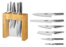 Global Knife Ikasu 7pc Knife Block Set | Made in Japan| RRP $899.00