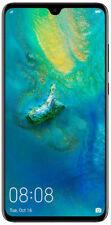 "Huawei Mate 20 128GB Mono Sim 6.5"" NUOVO Smartphone OCTA CORE 4GB RAM Nero"