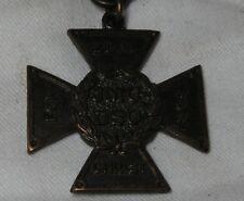 Vintage medal JMC DSO For zeal for Christ 1920-1928 medallion with ribbon