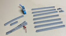N scale Kato Spur Track Set Unitrack- #6 Turnout UNITRACK, (7) 248mm, VERY NICE