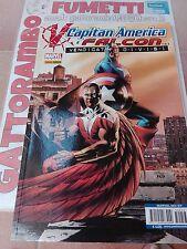 Marvel Mix  N.57- Capitan America e Falcon Marvel Panini comics qs. Edicola