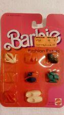 BARBIE FASHION EXTRAS MATTEL 9121 4UNOW2DAY