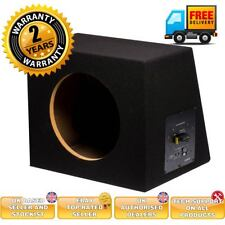 12 inch sub box with built in 1000 watts amplifier active subwoofer enclosure