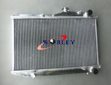 52mm Aluminum Radiator FOR TOYOTA COROLLA AE86 4AGE GTS 1983-1987 MT 84 85 86