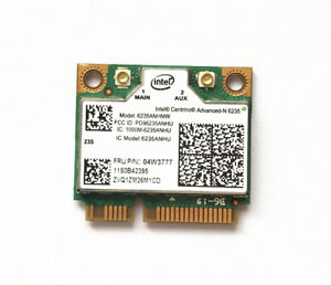 Intel  6235 300M wireless N  wifi bluetooth BT 4.0 Card for Lenovo IBM 04w3777
