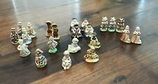Lot Of 22 Wade England Figurines - Nursery Rhyme Figures - Excellent Condition