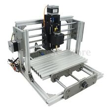 Desktop 3 AXIS DIY CNC Router Engraver Engraving Carving Milling Machine Print