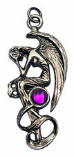 Angel's Lament for Immortality Children of the Night Gothic Pendant & Chain