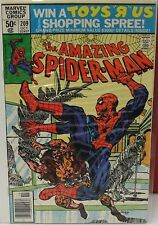 Marvel Comics Group The Amazing Spider-Man 209 OCT 02457