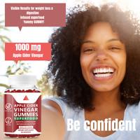 Apple Cider Vinegar Gummies 1000mg Weight Loss Fat Burner Compare Goli Nutrition
