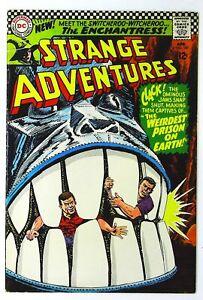 Strange Adventures (1950 series) #187 in Fine + condition. DC comics [*ux]