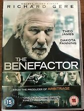 Richard Gere THE BENEFACTOR aka FRANNY ~ 2015 Drama  | Arrow Video UK DVD