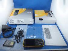 Original Nokia Handy 3720 Gelb mit Verpackung Bedienungsanleitung Akku Ladekabel