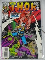 THE MIGHTY THOR #466 Marvel Comics 1993 Bagged - C2053