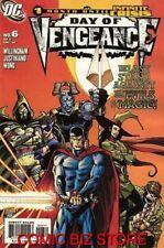 DAY OF VENGEANCE #6 (2005) DC COMICS